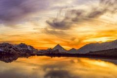 Lebanese Sunset
